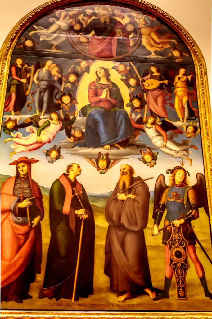 Assumption, Fontignano