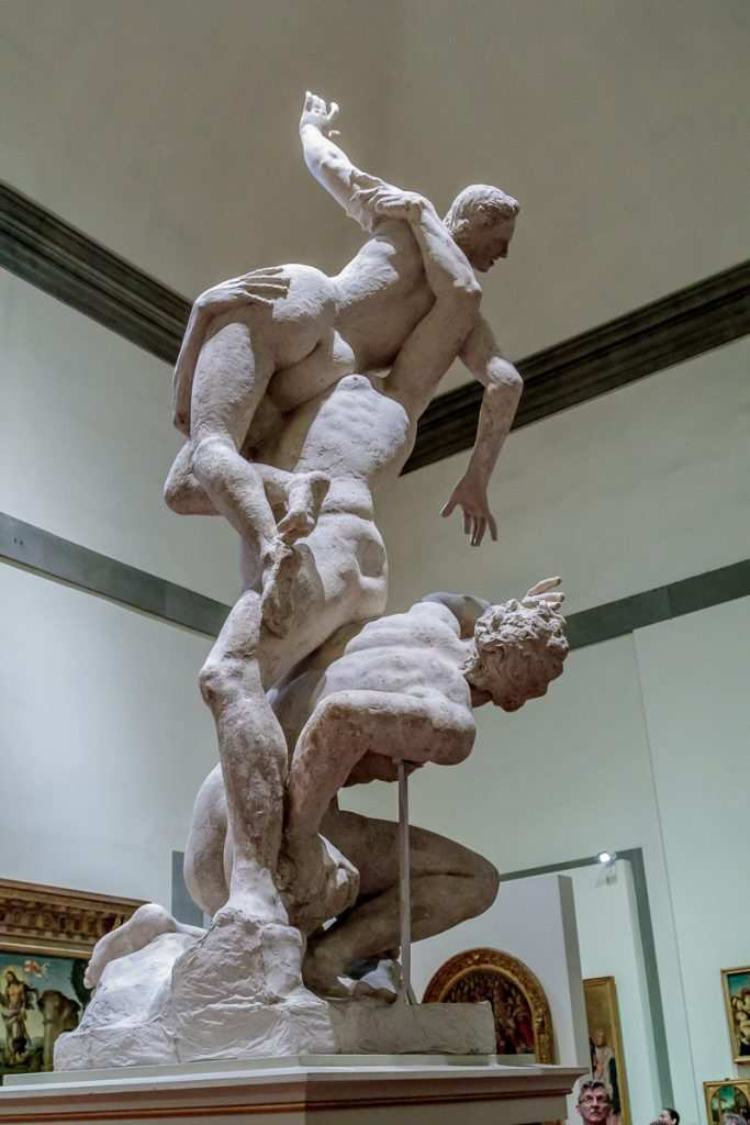 Rape of the Sabine Women -3