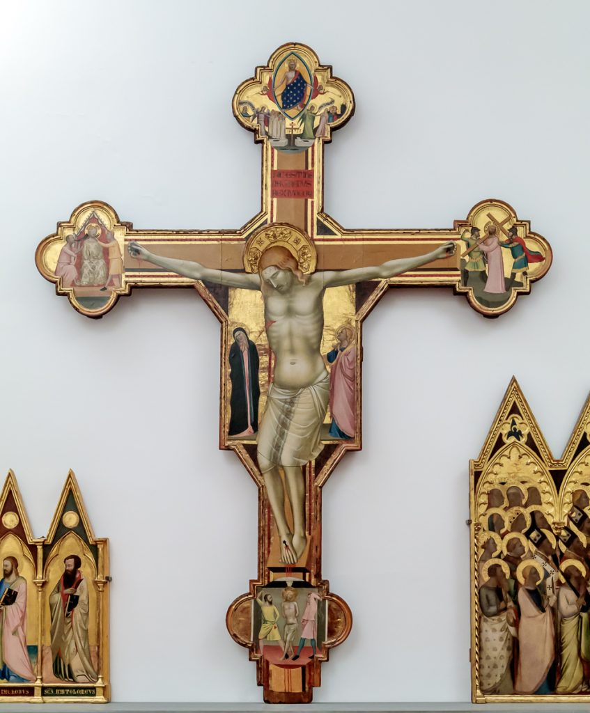 Cricifix – Bernardo Daddi (1345)