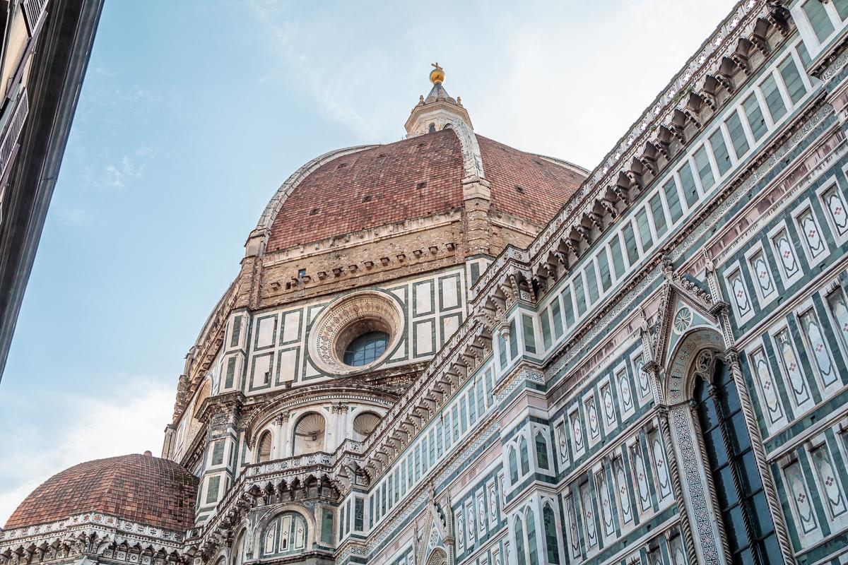 Florence Dome: Cathedral Of Santa Maria Del Fiore