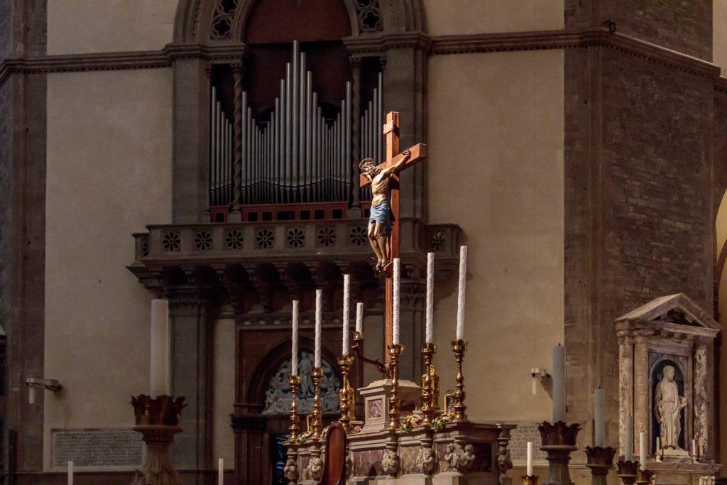 Santa Maria del Fiore Crucifix
