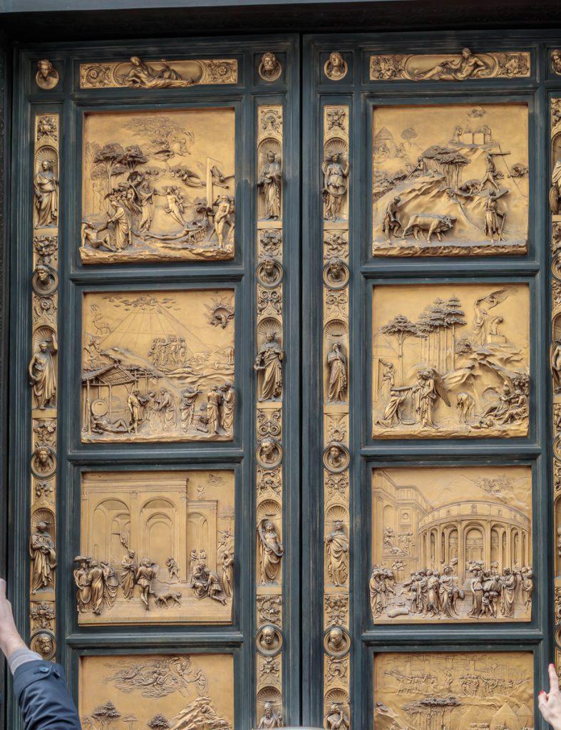 Battistero di San Giovanni Eastern Doors