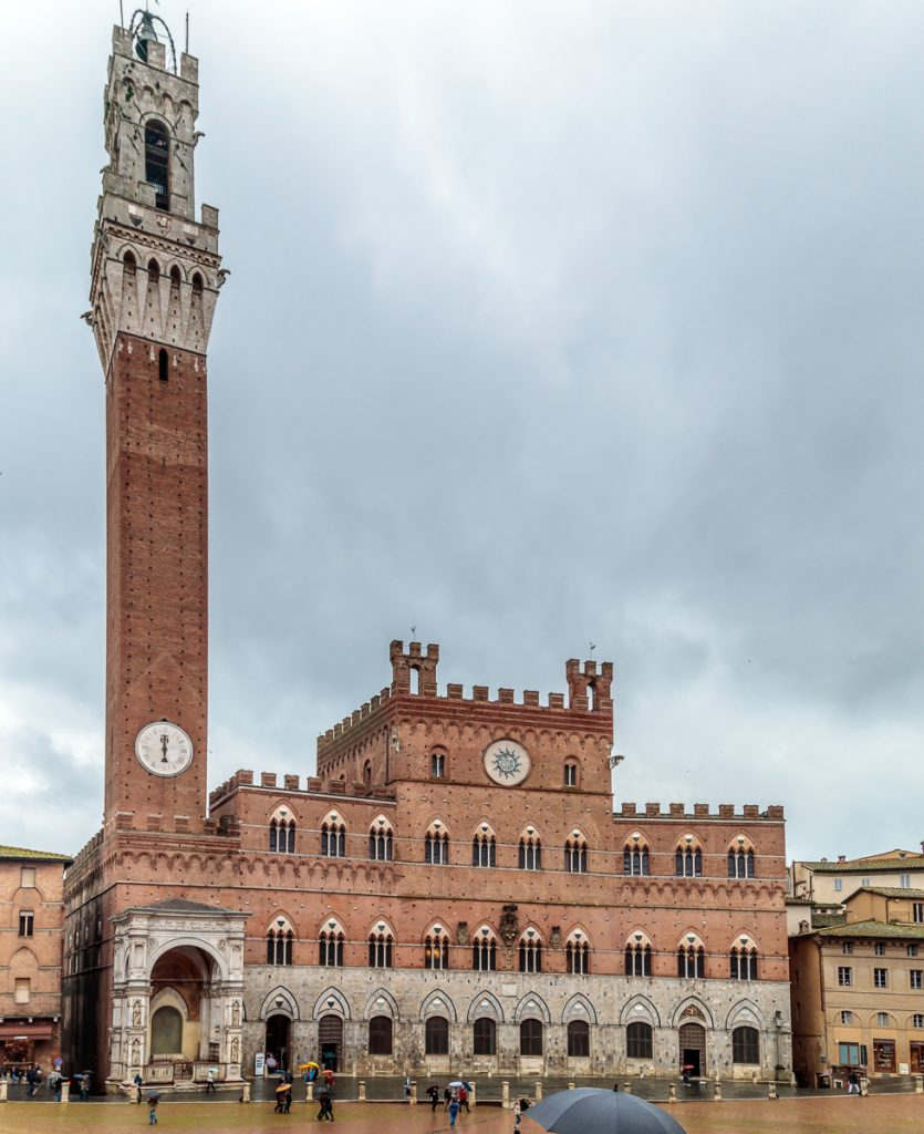 Bell Tower of Palazzo Pubblico