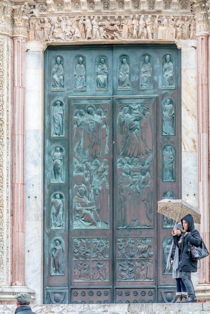 Santa Maria Assunta Doors