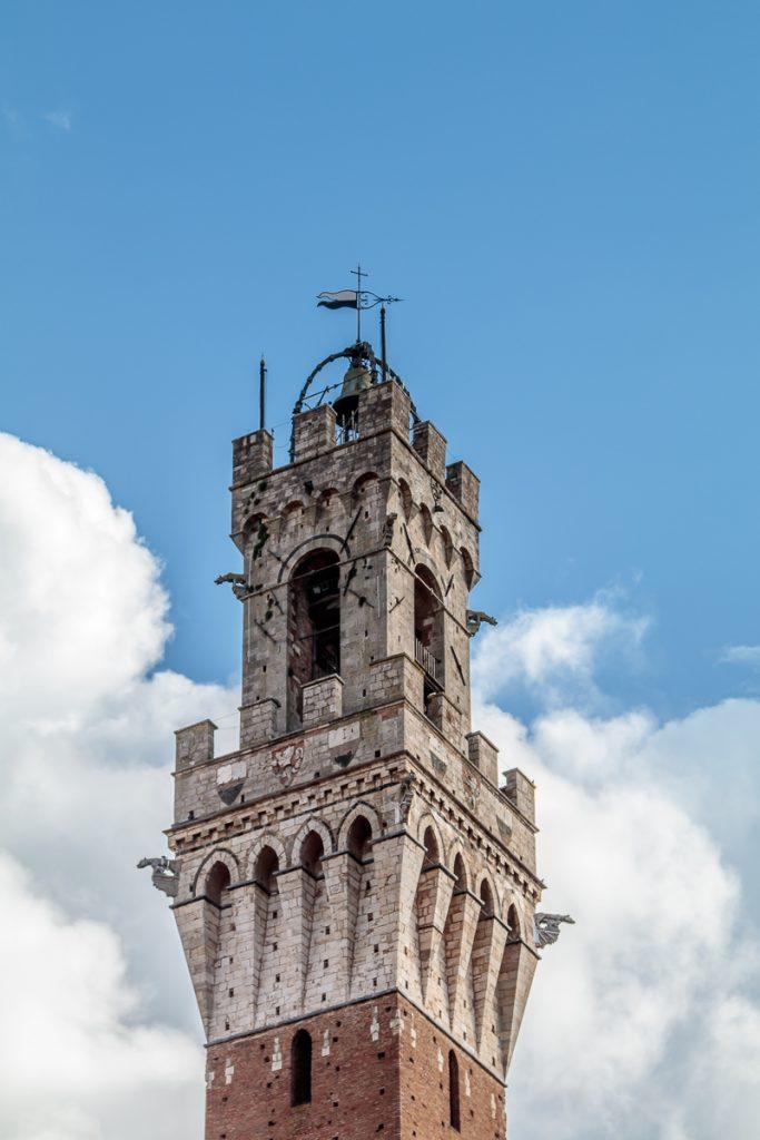 Loggia of Torre del Mangia