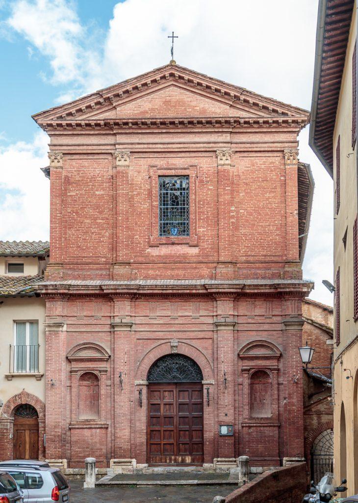 San Giovannino della Staffa