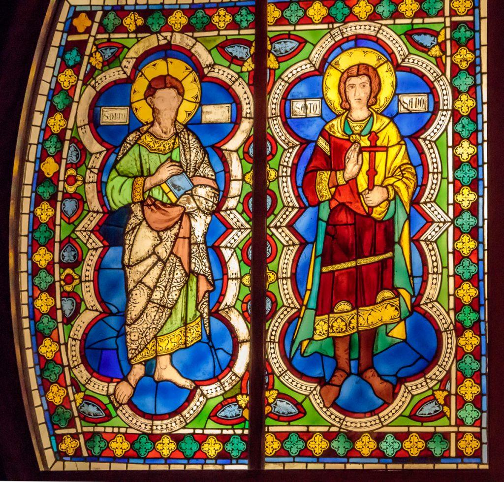 Saint Bartholomew, Saint Ansanus