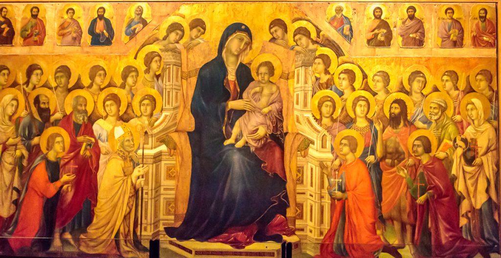 Maestà of Duccio