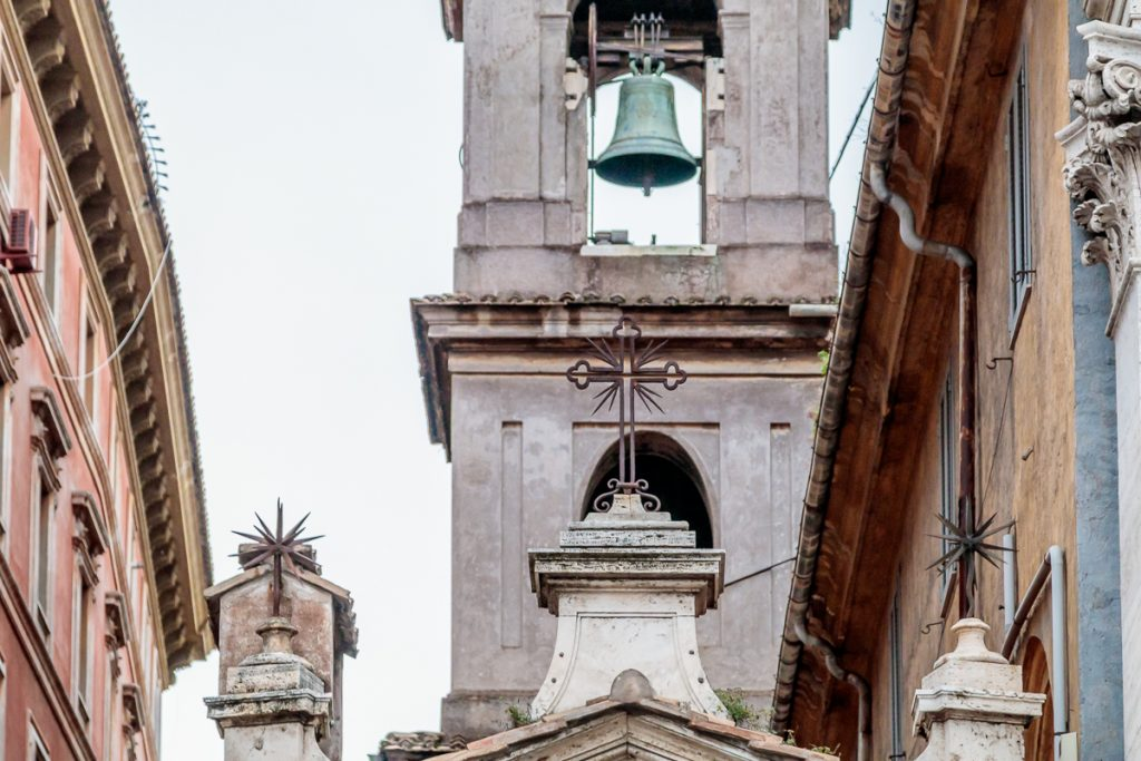 Bell Tower of Santa Maria in Traspontina