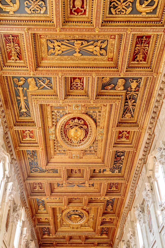 Ceiling of St. John Lateran