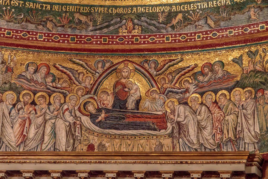 Detail of Asp Mosaics
