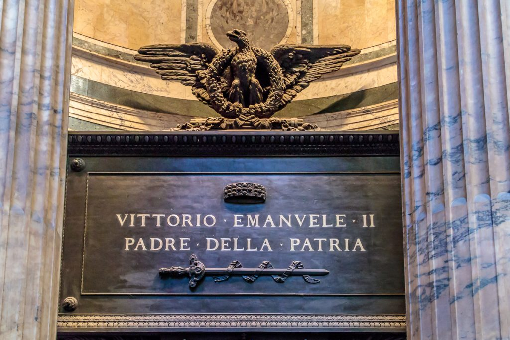 Tomb of Vittorio Emanuel II