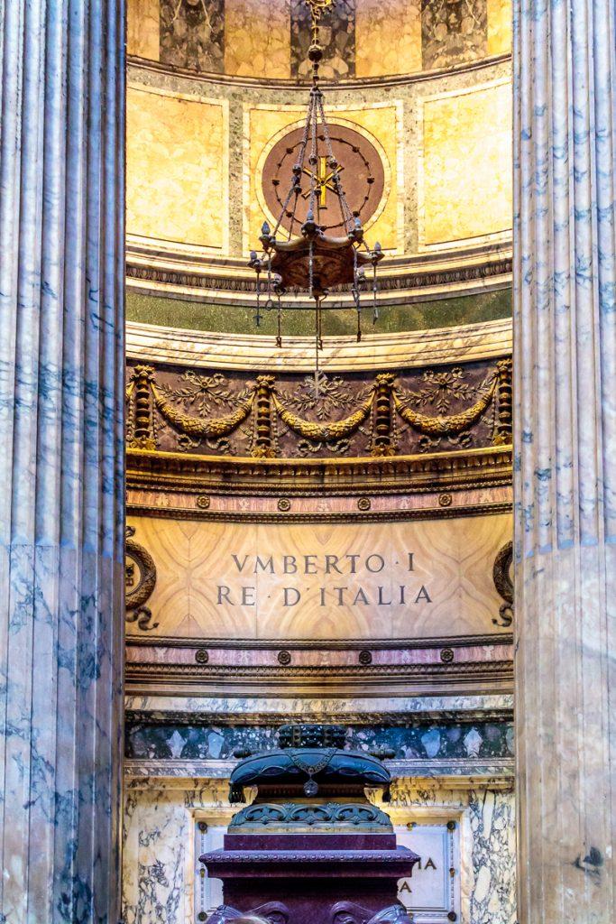 Tomb of King Umberto I