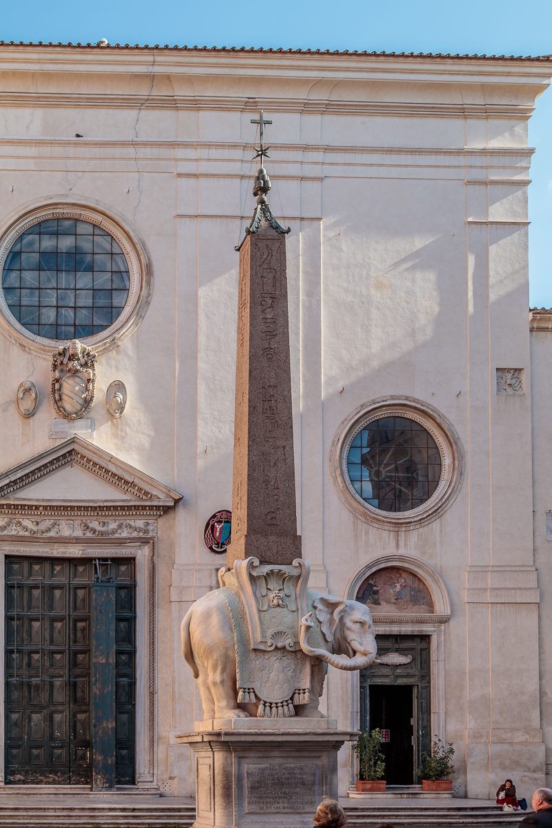 Rome Santa Maria Sopra Minerva