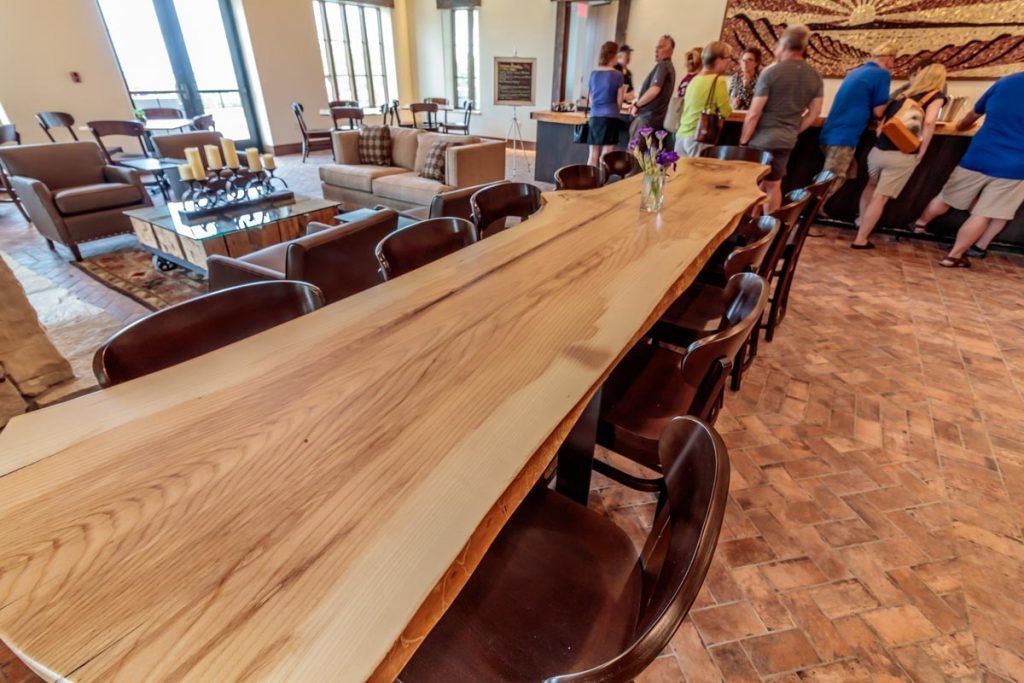 Mari Vineyards - Ash Table Top