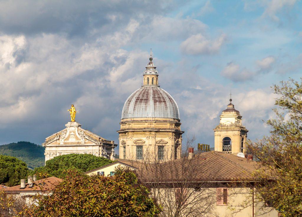 Dome of Santa Maria degli Angeli