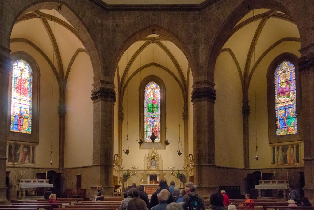 Santa Maria del Fiore Apse