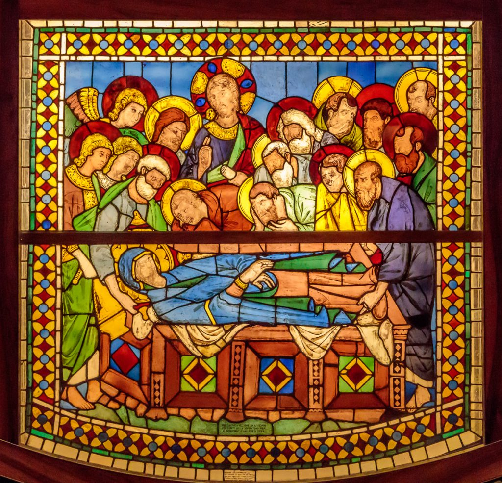 Burial of the Virgin