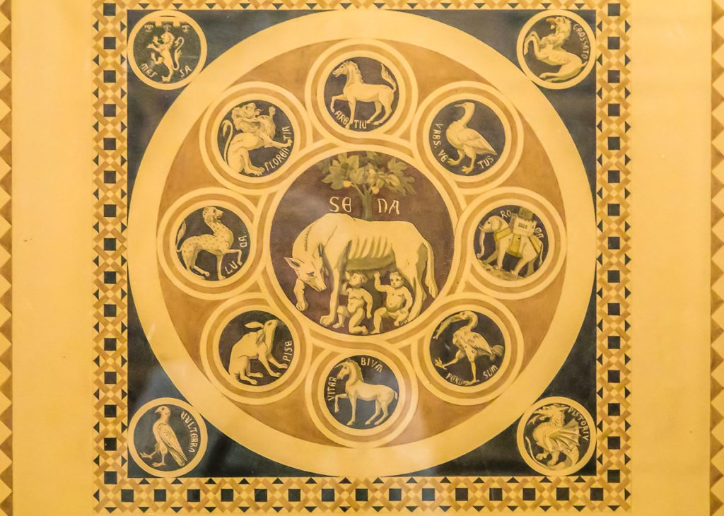 Zodiac Tapestry