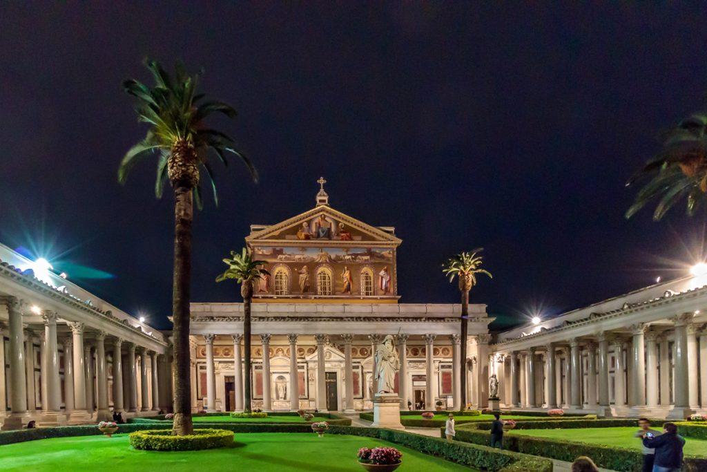 Basilica San Paolo fuori le Mura