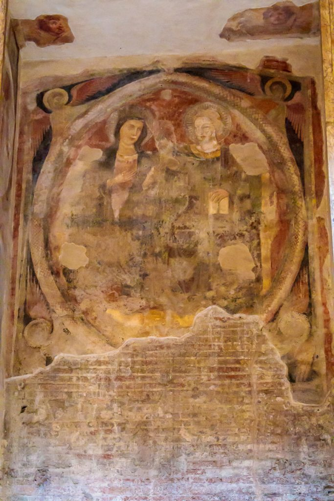 Unknown Work from the Pantheon