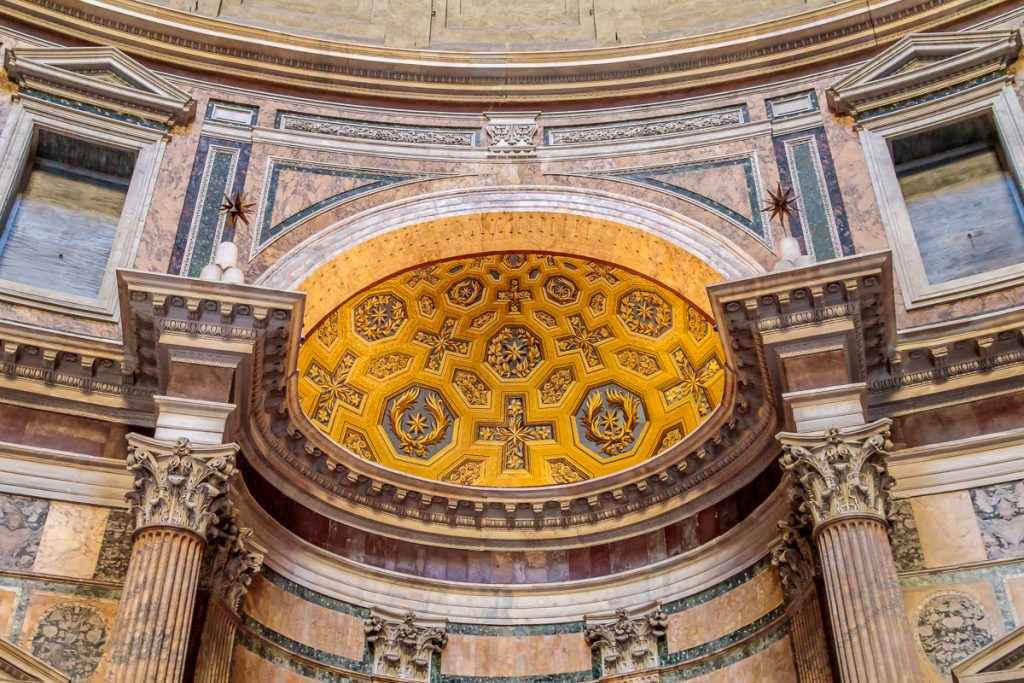 Apse Above Main Alter