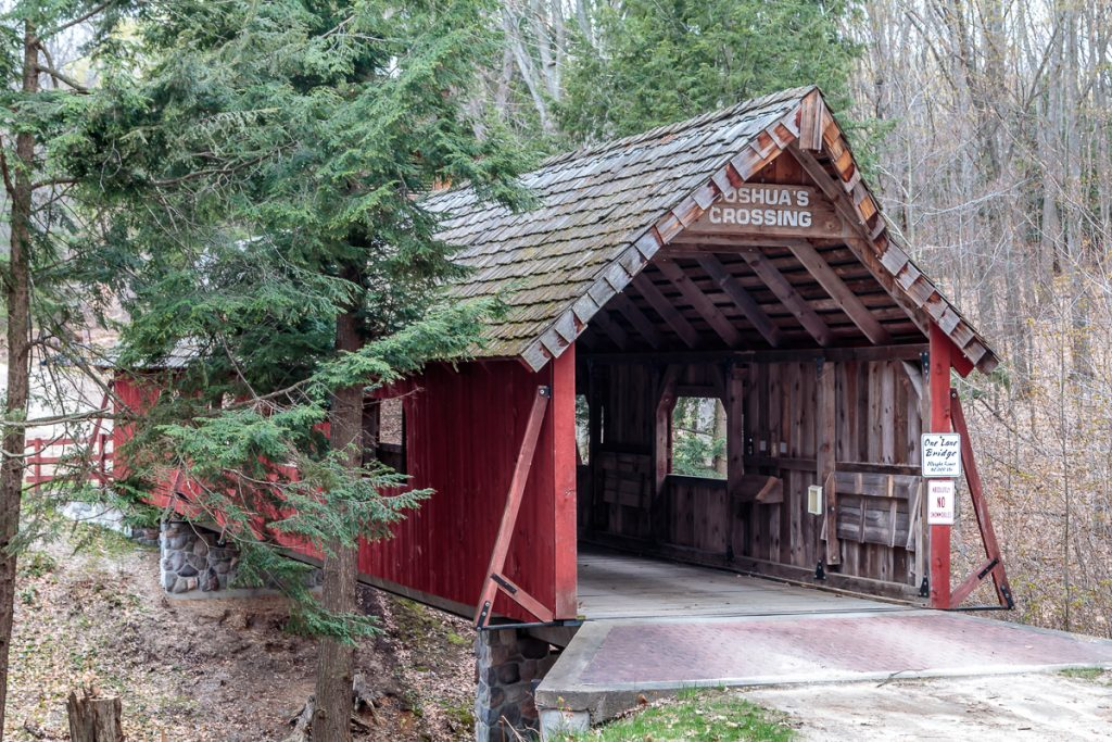 Joshua's Crossing Covered Bridge